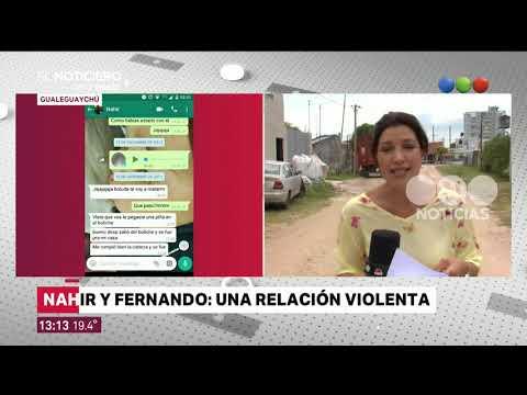 Los Chats De Nahir Luego De Matar A Fernando – El Noticiero De La Gente