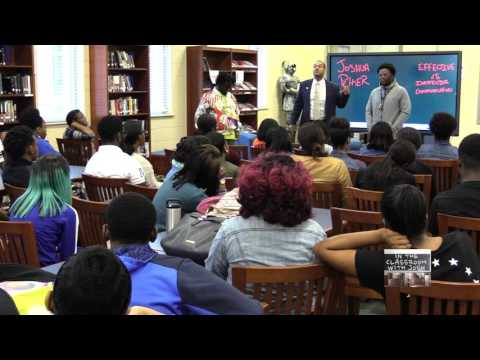 In The Classroom With Josh : Effective Communication 1