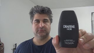 Drakkar Noir by Guy Laroche (1982) and Belcam Drakkar