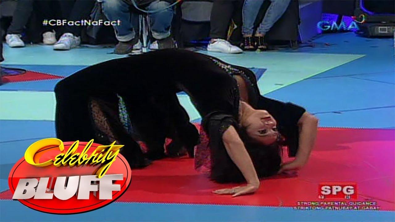Celebrity Bluff: Rochelle Panganiban, nagpakitang-gilas!