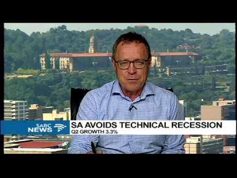 The state of SA economy with Economist Dawie Roodt