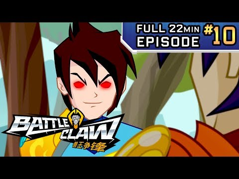 Pass the Evil | BattleClaw Season 1 | Episode 10