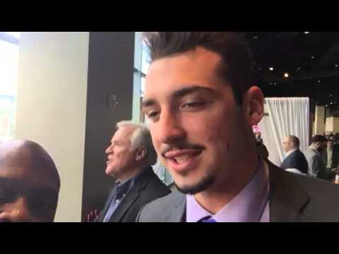 Paxton Lynch At Leigh Steinberg Super Bowl Party #SB50