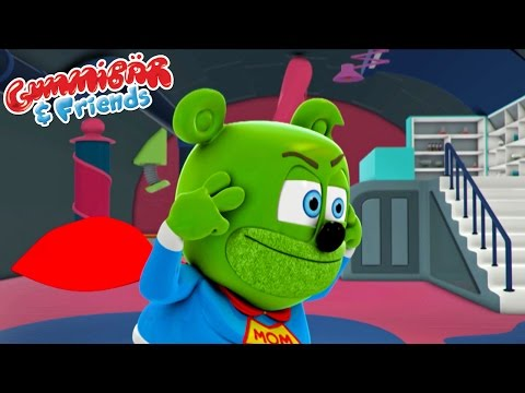 Gummy Bear Show 'Super Gummy' Episode 21 Gummibär And Friends
