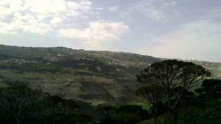 Lamartin Valley in Mount Lebanon