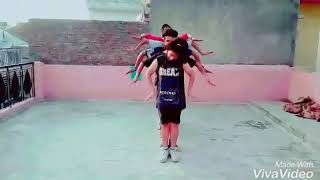 V company Copy and dance plus level performance