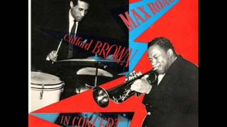 MAX ROACH and CLIFFORD BROWN IN CONCERT