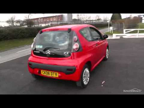 2008 citroen c1 vibe youtube. Black Bedroom Furniture Sets. Home Design Ideas