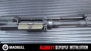 Madbull Barrett REC7 Gas Block Kit Installation