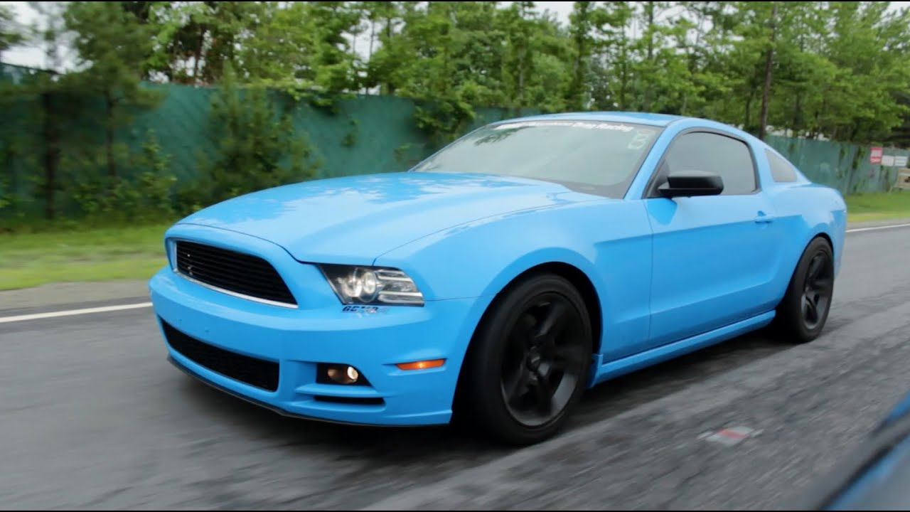 Supercharged V6 3 7 Mustang Review Papi Boost Youtube