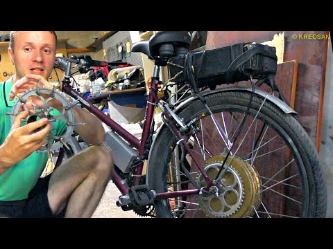 Electric Bike Trip To Pripyat ☢️ The Harsh Way In The Night