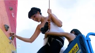 CANTIK INDONESIA 21 NOV 2015 - Episode Foto Shoot And Wall Climbing Part 1