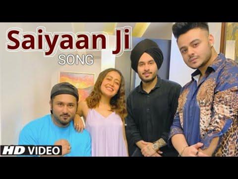neha-kakkar-(new-song):-saiyaan-ji- -saiyaan-ji-song-yo-yo-honey-singh- -singhsta- song-release-date