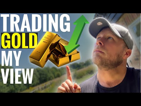 HOW I AM TRADING GOLD