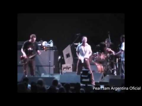 Pearl Jam-Given to Fly (Lyrics female version) Adelaide 2003/02/16