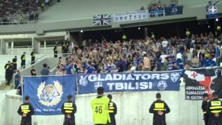 GLADIATORS TBILISI 1998 / FC DINAMO TBILISI - GABALA FK / 02.07.2015
