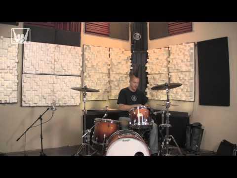 FullOnDrums.com - Audio Technica AT4080 Glyn Johns Demo