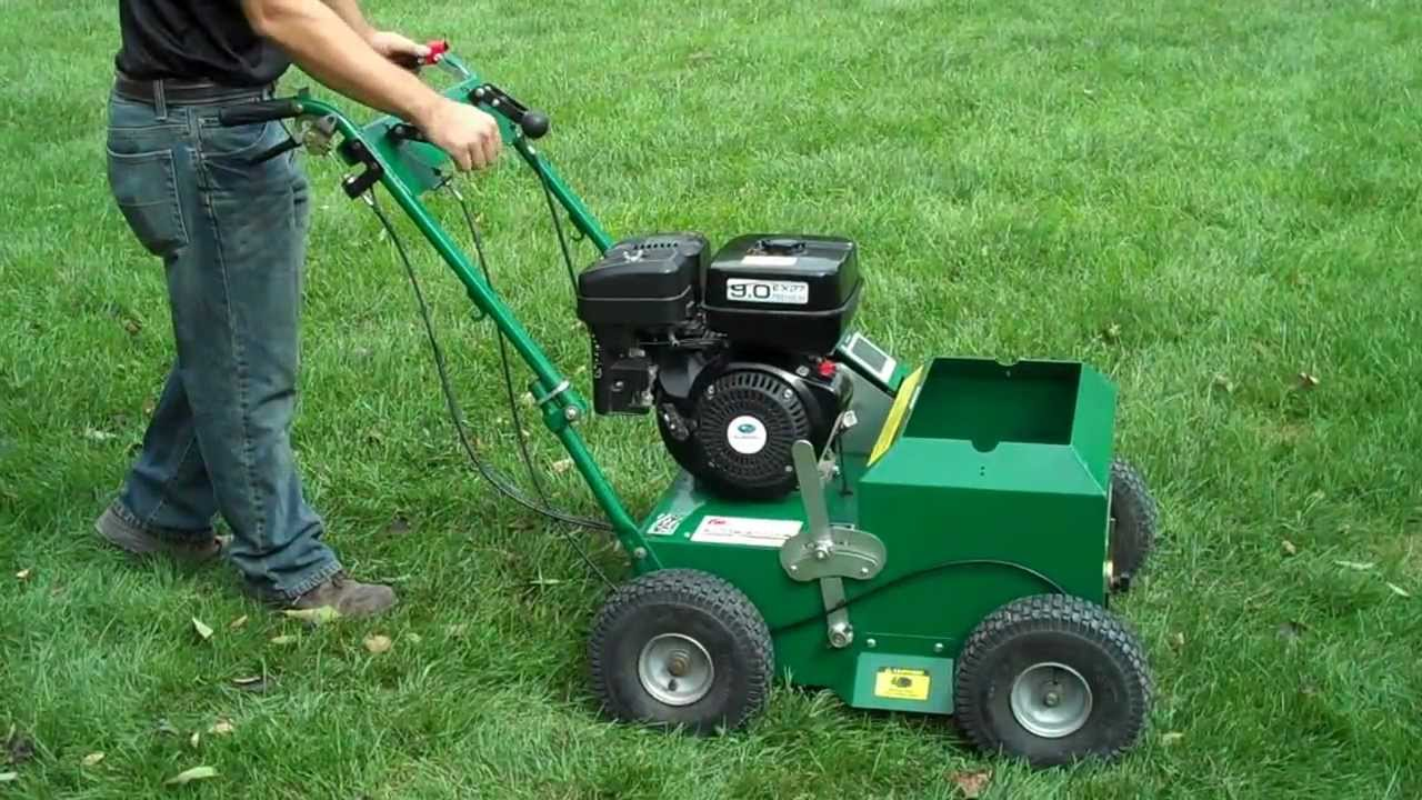 Verticut Machine For Sale