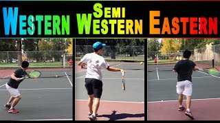 Secrets of Western, Semi & Eastern Grips - The Ultimate Guide to Grips (2 of 3)