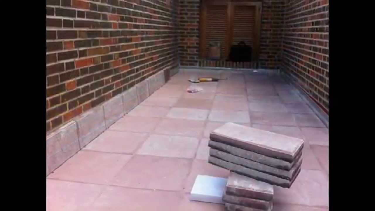 Terrazas impermeabilizaci n baldosa flotante aislante tl for Baldosas para terrazas