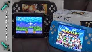 Ultimate Handheld Comparison / PAP-K2 Plus VS PAP-K3 Plus /