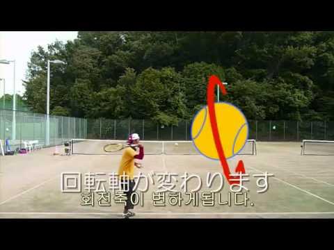 테니스 서브 레벨업 - 서브에 도움이 되는 영상