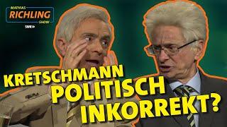 Mathias Richling – Kretschmann politisch inkorrekt?