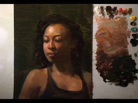 Portrait Painting Tutorial | Character & Expression