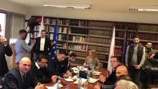 Σύσκεψη στο Υπουργείο 2