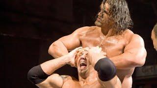 The Great Khali  ✋✋ Hands Power Destroy All WWE Giants Wrestlers In Seconds
