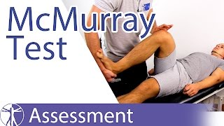 McMurray Test⎟Meniscus Damage