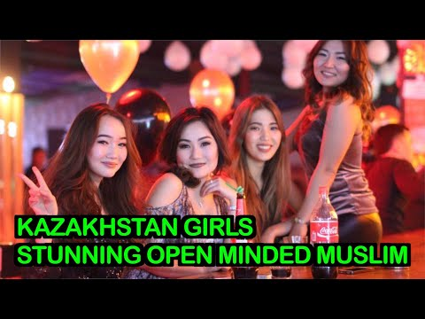 Kazakhstan Girls are the most Stunning and Open minded Muslim in the world