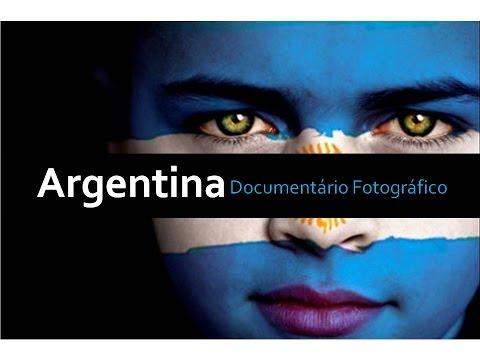 ARGENTINA - DOCUMENTÁRIO FOTOGRÁFICO