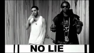 Drake ft. 2Chainz No lie  bass boosted