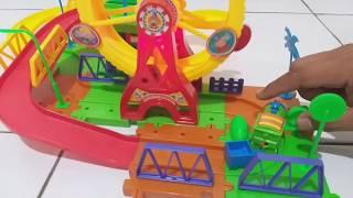 Track kereta thomas lengkap dengan wheel (WA.081321725080)