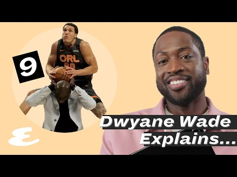 Dwyane Wade Tears Up Reading Zaire's IG Post & Talks Dunk Contest | Explain This | Esquire