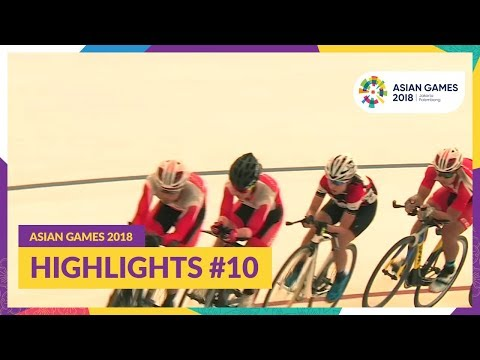 Asian Games 2018 Highlights #10