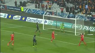 Coupe de France : le penalty qui délivre Lens face à Reims (3-2)