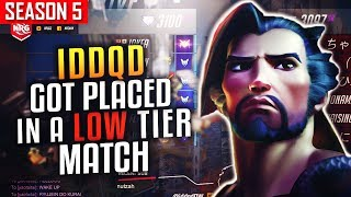 TOP 500 PRO Player - IDDQD Got Placed With Plats and Diamonds [SEASON 5] thumbnail