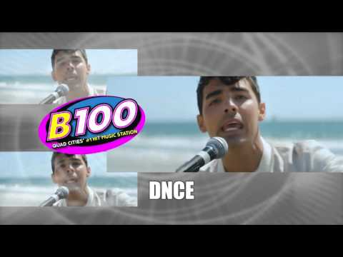 B100 - The Quad Cities' #1 Hit Music Station