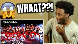 """The Kings' """"Malhari"""" Routine Is INSANE - World of Dance 2019 (HOW IS THIS POSSIBLE?!) REACTION"""