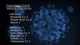 Montana covid-19 update 10-21-20