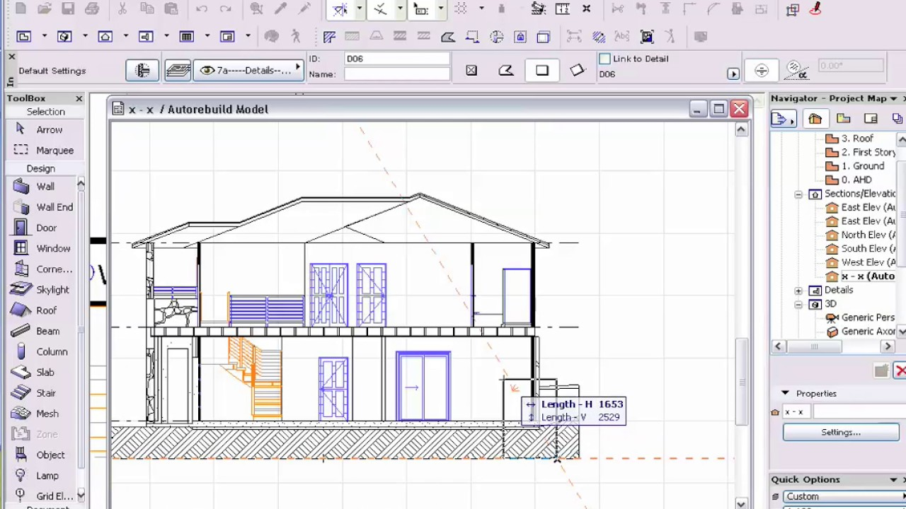 Tutorial Archicad Detailing Youtube