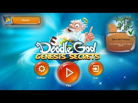 Doddle God Genesis Secrets: Quists [Save The Princess]  