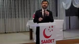 SP Genel Başkan Yardımcısı Mesut Doğan 15 Şubat 2015 Konuşması