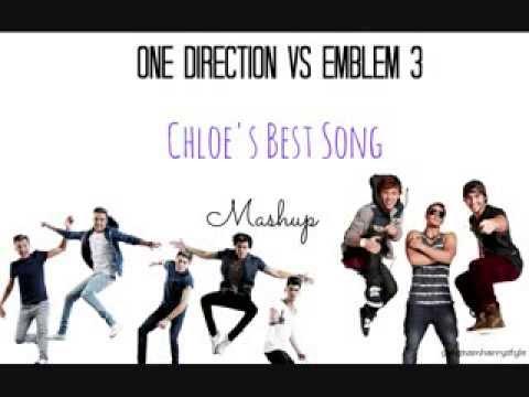 One Direction vs Emblem 3 - Chloe's Best Song