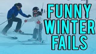 Winter Fails Compilation (February 2018)  | FailUnited