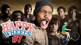 The Walking Dead | Happy Wheels #7
