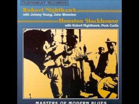 Robert Nighhawk - Black angel blues (Sweet black angel)(1964)