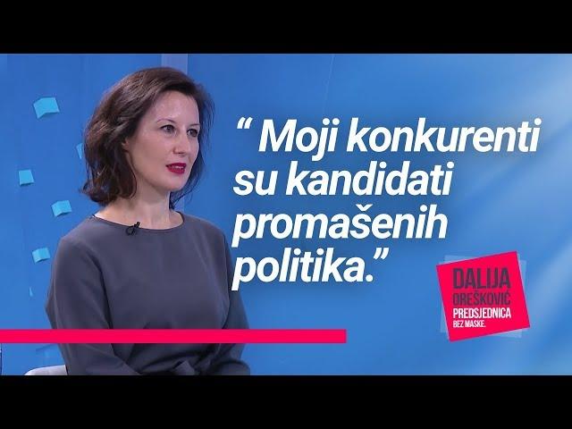 Dalija Orešković o antikorupcijskoj strategiji, N1 televizija, 30.10.2019.